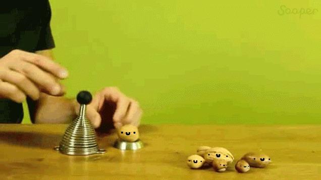 Бедные орешки(