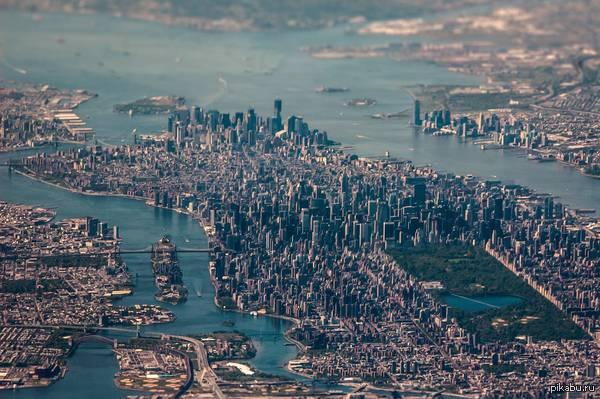 Манхэттен..