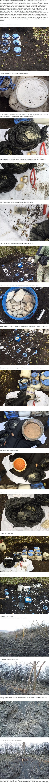 Спецподразделение МВД нашли и взорвали 4 ТОНН взрывчатки на Кавказе, в Ингушетии (фотки) Из блога Хардингуша, представителя того спецподразделения: http://molonlabe.livejournal.com/222969.html