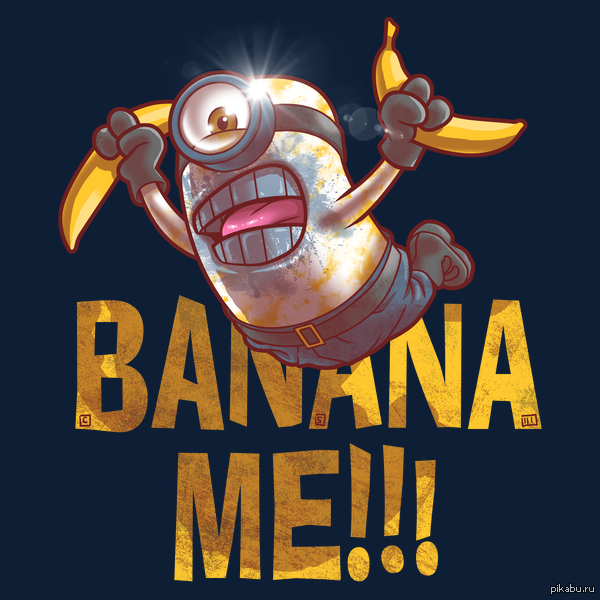 Banana me!!! What a day. What a lovely day !