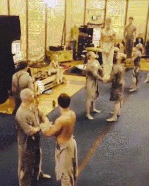 Прекрасное исполнение! Cirque du Soleil