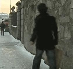 Жёсткое падение всем зимы без происшествий