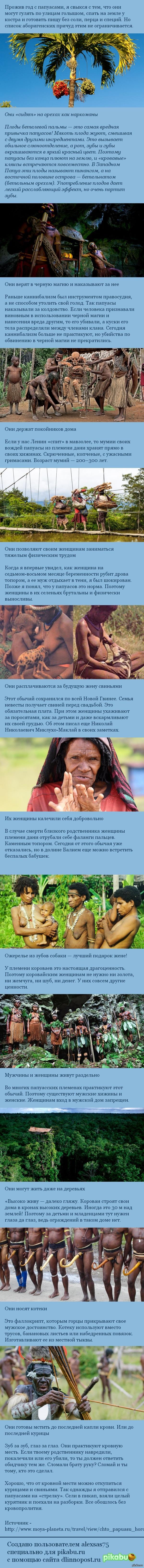 Что папуасу хорошо, то русский не поймет (Александр Потоцкий) не мое, БМ выдал какую-то муть