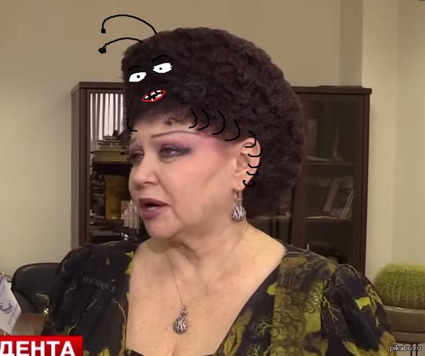 Как сделать прическу Валентины Петренко 12