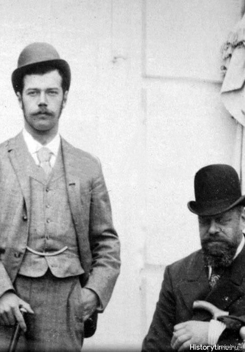 Два последних российских императора – Александр и Николай