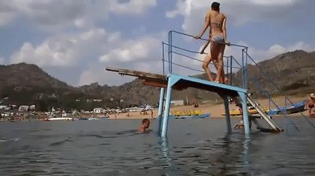 Грациозный прыжок