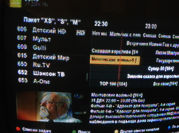 Новогоднее ТВ Новый Год, Телевизор, Что за?!