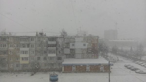 И у нас погода радует )
