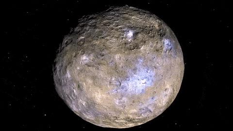 Солнечная система: обзор 2015 года космос, Марс, Плутон, Церера, Энцелад, длиннопост, гифка