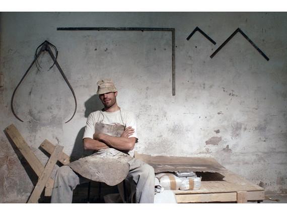 Fabio Viale Скульптор, Современное искусство, Постмодернизм, Выставка, Длиннопост
