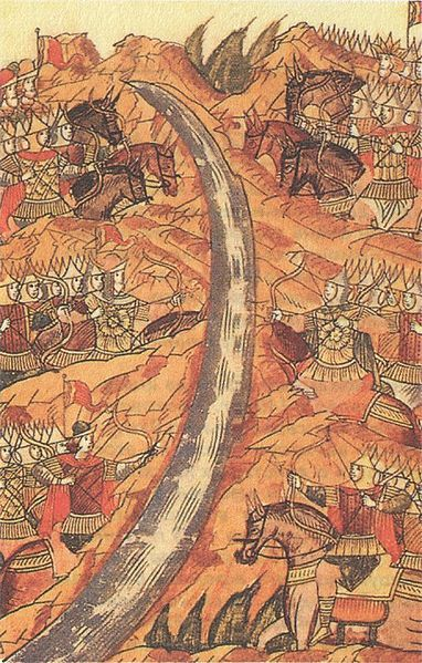 History Fun, цикл первый — Куликовская битва, до и после, выпуск 10. Historyfun, Тохтамыш, Тамерлан, Золотая Орда, Образование, Интересное, Длиннопост