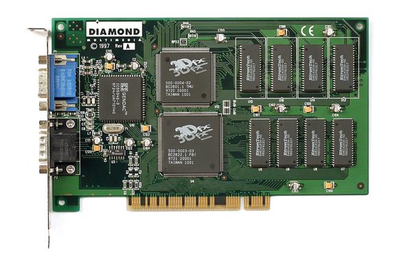 Галерея мульти-GPU видеоадаптеров. Часть 1 (Режиссёрская версия) 3dfx, Видеокарта, Nvidia, Radeon, Amd, Voodoo, Компьютерное железо, Длиннопост
