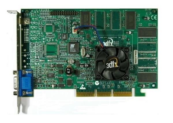 Галерея мульти-GPU видеоадаптеров. Часть 1 (Режиссёрская версия) 3dfx, Видеокарта, Nvidia, AMD Radeon, AMD, Voodoo, Компьютерное железо, Длиннопост