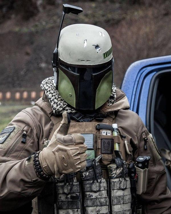 Межгалактический оператор Star wars, Косплей, Косплей оружие, Оружие, Длиннопост
