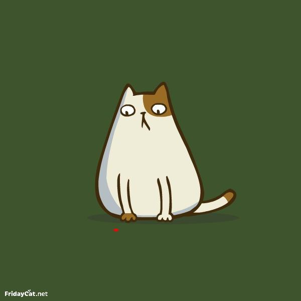 Лазеркот — Пятничный Котик №37