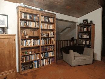 Почему-то всегда хотелось иметь нечто подобное дома. Дедушка Фрейд бы объяснил смутное желание )
