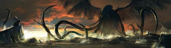 Ктулху Ктулху, Морской дьявол