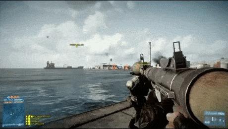 Только в Battlefield :)