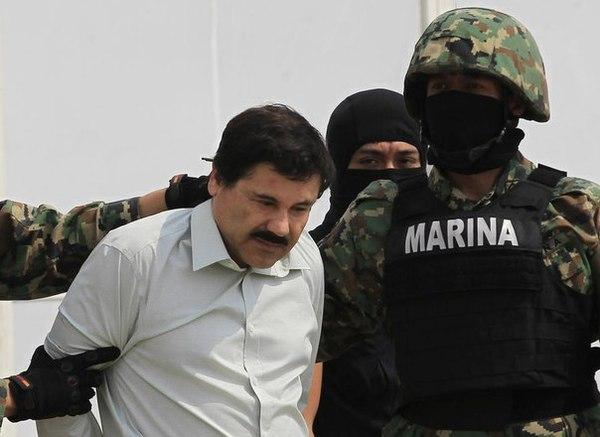 Задержан наркоборон Коротышка. Политика, Украина, Коротышка, Мексика