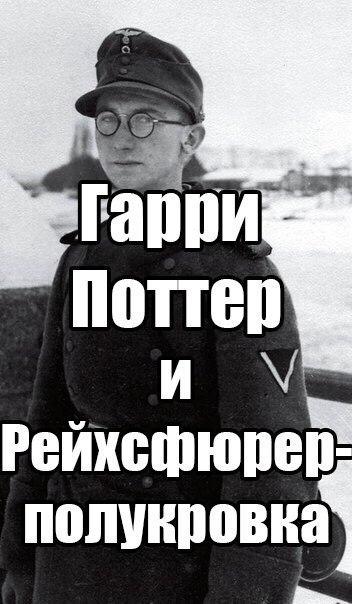Гарри Поттер и нацистская Германия. гарри, Гарри Поттер, нацисты, нацизм, длиннопост