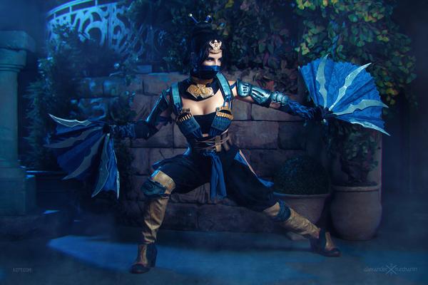 "Косплей ""Mortal Kombat X: Kitana vs Cassie Cage"" 2 часть Mortal kombat, Mortal Kombat x, Kitana, Cassie Cage, Игры, Девушки, Косплей, Моё, Длиннопост"