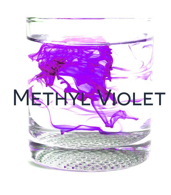 Удивительное вещество-метиловый фиолетовый Химия, Кристаллы, Метиловый фиолетовый, Красители, Длиннопост