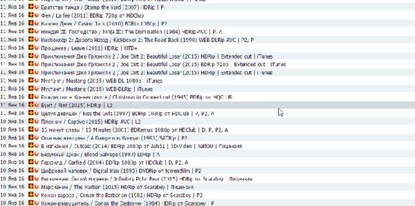 Скрипты для Рутора и Порнолаба Rutororg, Tampermonkey, Greasemonkey, JavaScript, Pornolab, Скрипт, Удобство, Гифка, Длиннопост