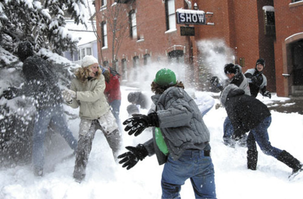 Снежки Снежки, Гта 5 онлайн, GTA 5, Скриншот