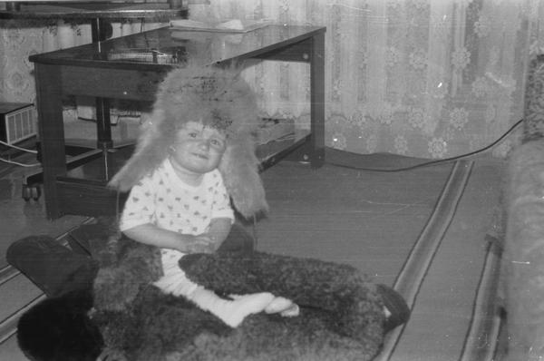 """Советская версия фильма """"Выживший"""" Выживший, Дедушкин тулуп, 25 лет назад, Старое фото"""
