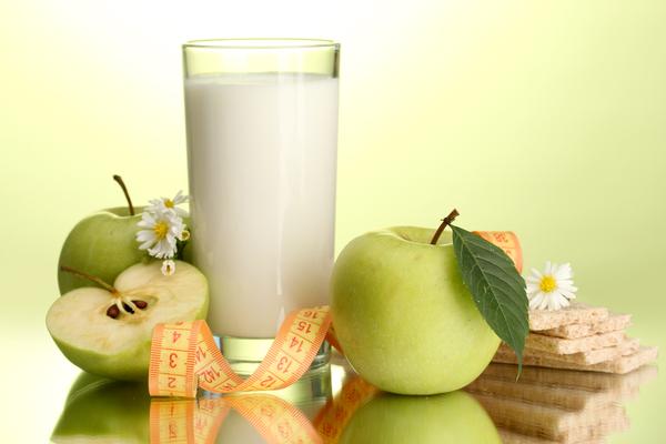 Как похудеть с помощью яблок?