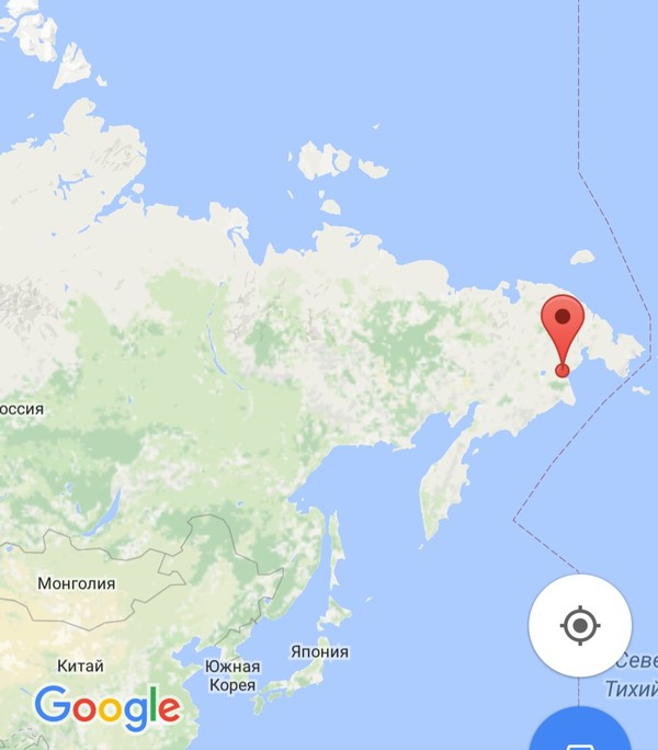 Анадырь Анадырь, красивые города россии, Море, касатка, длиннопост