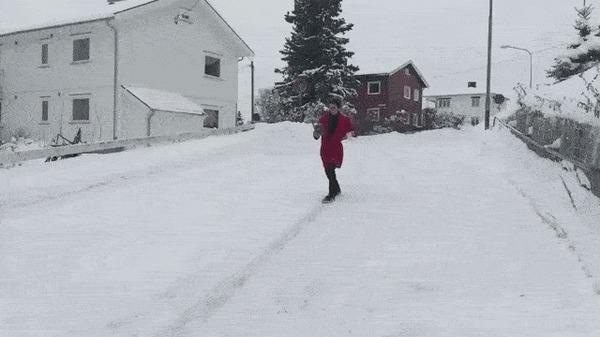 Утро обыкновенного норвежского хипстера