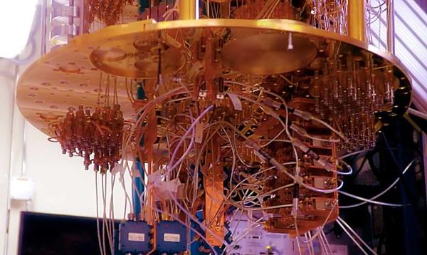 К квантовому компьютеру IBM можно подключится через Internet длиннопост, IBM, компьютер, квантовый, облака, доступ, интернет