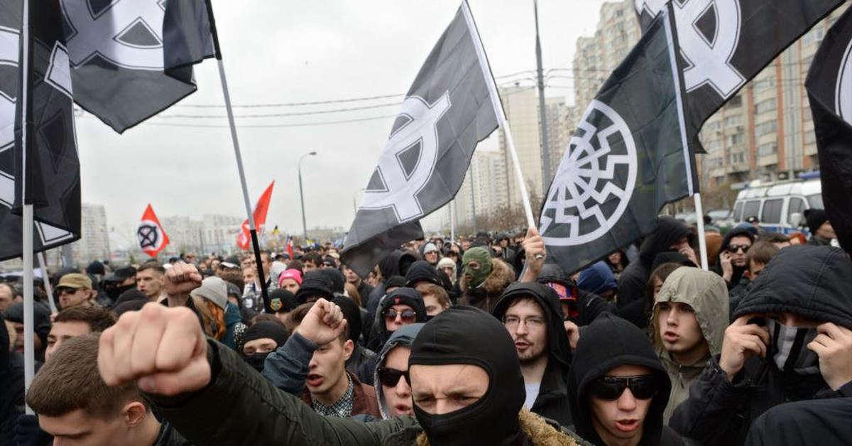 сейчас экстремизм в российской империи худшими удивление оказались