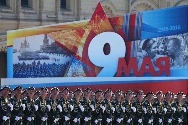 Военный парад Победы в Москве Москва, Парад, Победа, Великая Отечественная война, 9 мая, Россия, Фото, Девушки, Длиннопост
