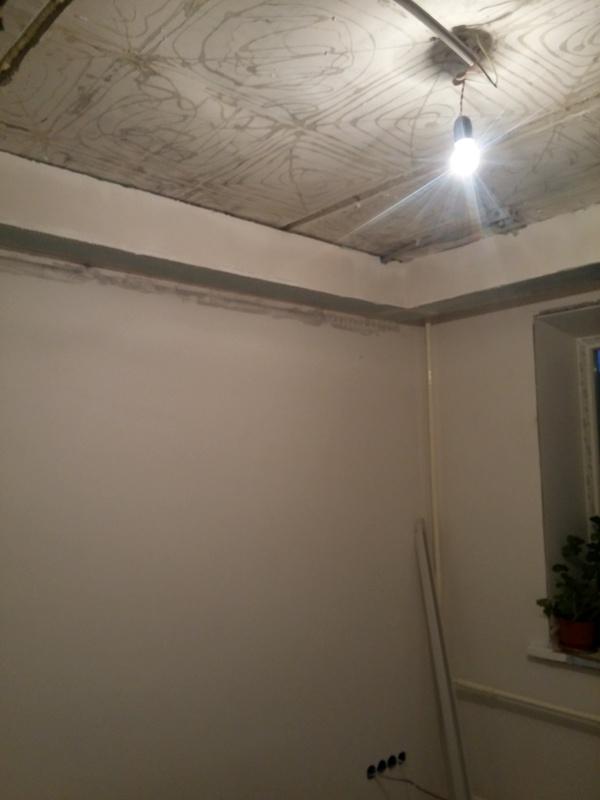 Как я ремонт рукожопил - часть 9 Ремонт, Квартира, Длиннопост, Шпаклевка, Туалет, Полипропилен