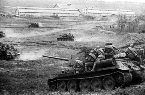10 сталинских ударов (часть 2) Великая Отечественная война, Война, Кунгуров, Сталин, Сражения, Длиннопост, Германия, СССР