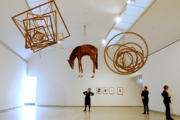 the life and works of maurizio cattelan Maurizio cattelan was born on september 21, 1960 do not attend any academy, for which he creates works by self-taught he started his career in the 1980s in the city of forlì, in emilia-romagna.