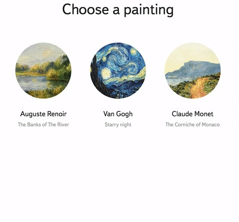 Рисуй как Клод Моне Нейронные сети, Гифка, Яндекс, Сколтех, Картина