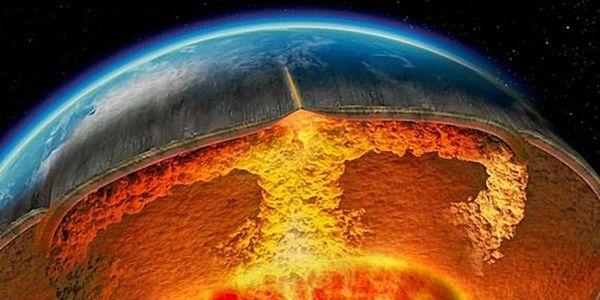 В мантии Земли зафиксированы высокочастотные колебания Мантия, Земля, Текст, Колебания, Наука