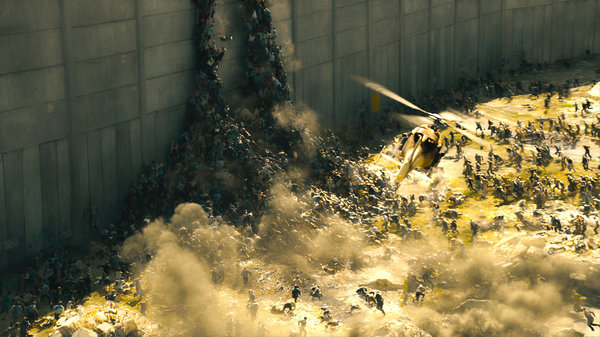 World War Z summary of box office results charts and release information and related links