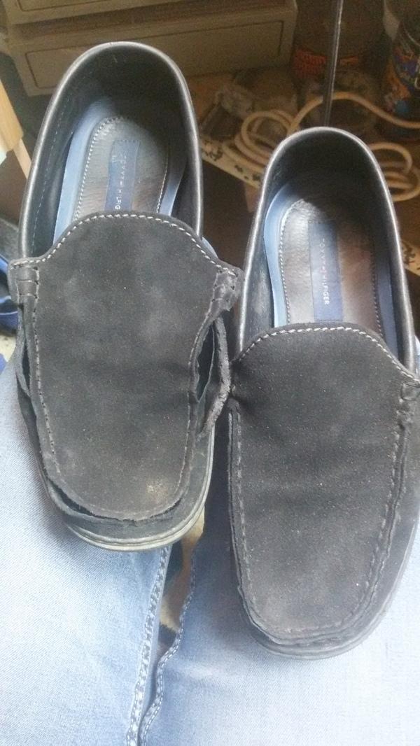 Пост о моей работе #3 Мокасины, Ремонт, Обувь, Швы, Длиннопост