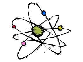 Просто о химии. Атом. Химия, Текст, Атом, Длиннопост, Протоны, Нейтроны, Электроны, Ядро