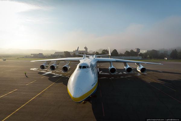 Ан-225 «Мрия» самолёт-рекордсмен Авиация, ан 225, самолет, длиннопост