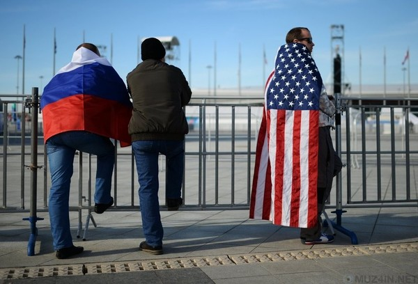 Чем русский друг отличается от американского друга Русские, Американцы, Русские и Американцы, Длиннопост