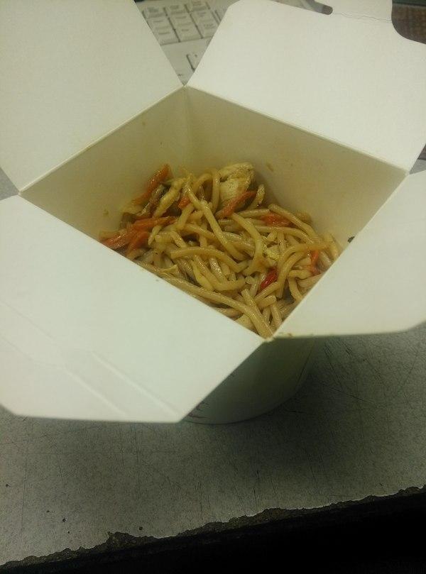 Сурова китайская еда в заполярье... Еда, Wok, Истина, Макароны