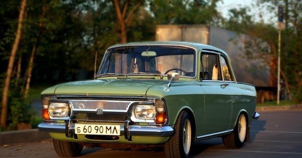 картинки автомобилей москвичей этого стиля характерен
