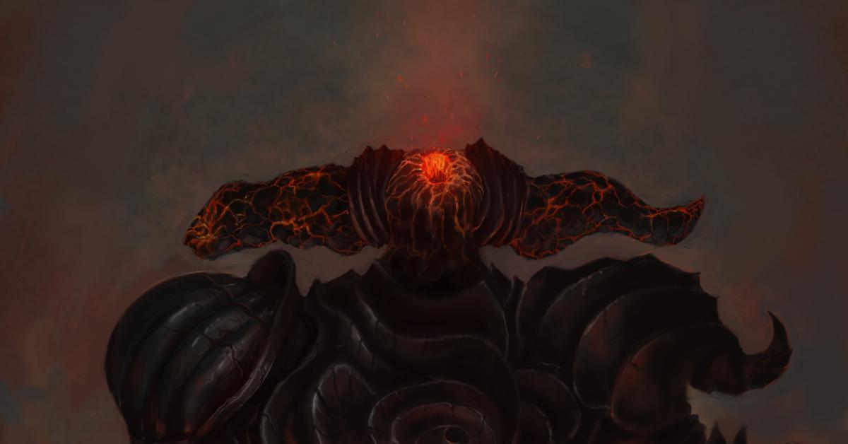 Картинки демон из плавильни