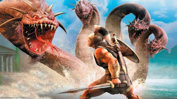 hercules vs hydra - HD 1920×1200