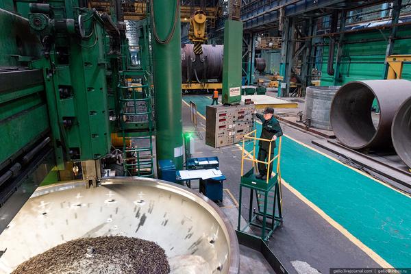 «Атоммаш» — производство ядерных реакторов для АЭС (осторожно, много фото) ч.2 Фото, Длиннопост, Промышленность, Атоммаш, Ядерный реактор